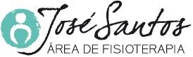 Área de Fisioterapia José Santos Logo